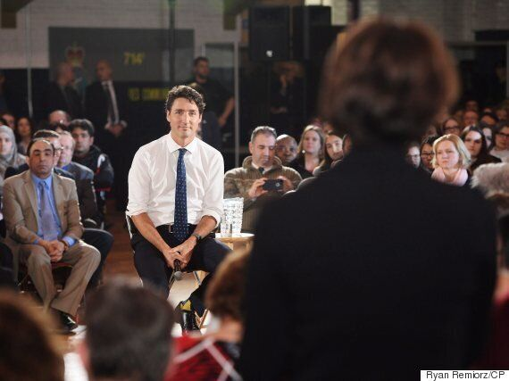 Trudeau's French Answers To English Questions Yield Language