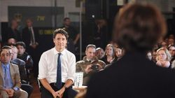 Trudeau's French Answers Yield Language