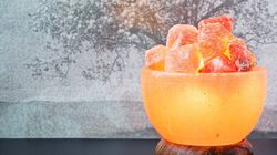 Salt Lamp Benefits Might Be All In Your