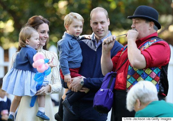 Royal Visit 2016: Prince George And Princess Charlotte Received Bizarre Gifts In
