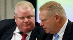 Rob Ford Drops Out Of Mayoral Race, Brother To Take His