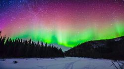 Auroras Could Light Up Sky Over Canada This