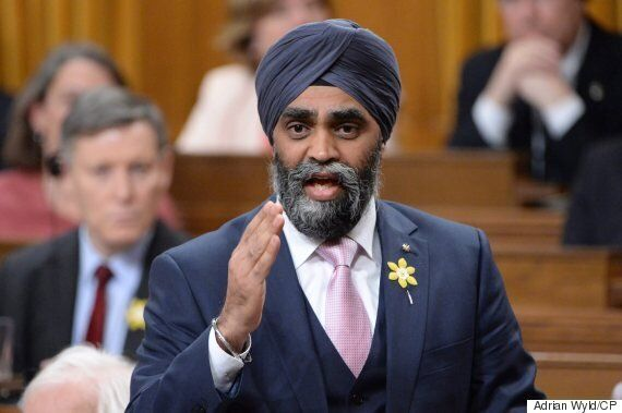 Harjit Sajjan Beats Back Tory Accusation Liberals Have 'Visceral Hatred' Of