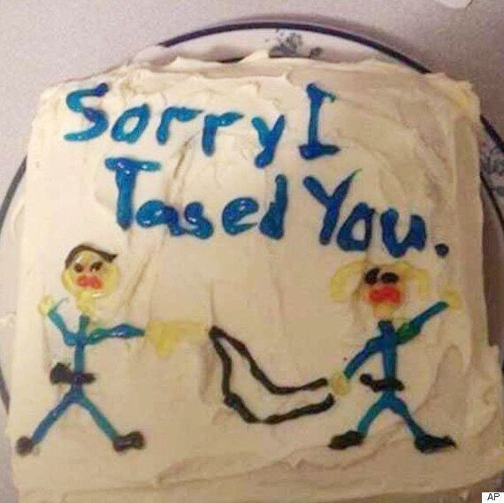 'Sorry I Tased You' Not A Good Enough Apology For Florida