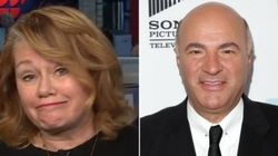 Fellow 'Dragon' Isn't Exactly Supporting Kevin O'Leary's Tory