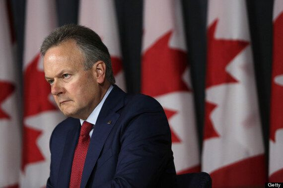 Loonie Tanks Over Four Words From Bank Of Canada