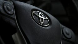 Toyota Recalls Cars With Air Bag