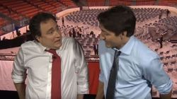 Trudeau Joins '22 Minutes' To Definitely Not Talk About Bahamas