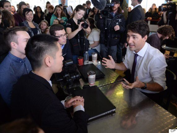 Trudeau Grilled For Answering Anglophone's Mental Health Question In