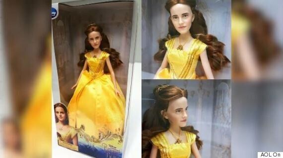 'Beauty And The Beast' Doll Of Emma Watson Is Raising