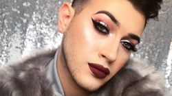 Male Makeup Artist's Dad Defends Son Against Homophobic