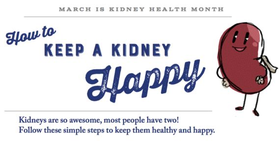 5 Simple Tips To Keep Your Kidneys Happy And