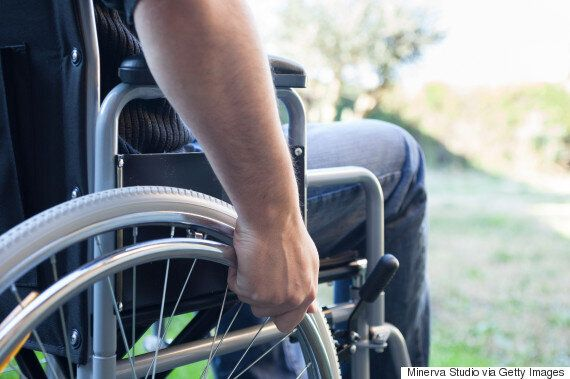 Only Half Of Disabled Canadians Have A Full Or Part-Time Job: