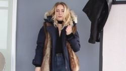 How To Look Chic Wearing Your Parka This