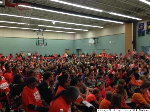 What Is Orange Shirt Day? Annual Event Inspired By A Girl Who Couldn't Wear
