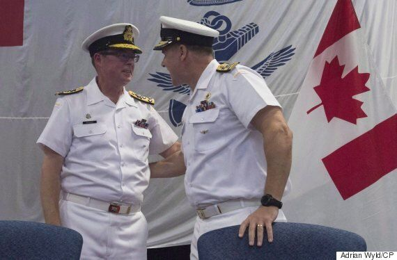 Vice Chief Of Defence Staff Mark Norman Temporarily Relieved From