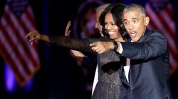The Obamas Showed Us How To Go High When The World Goes
