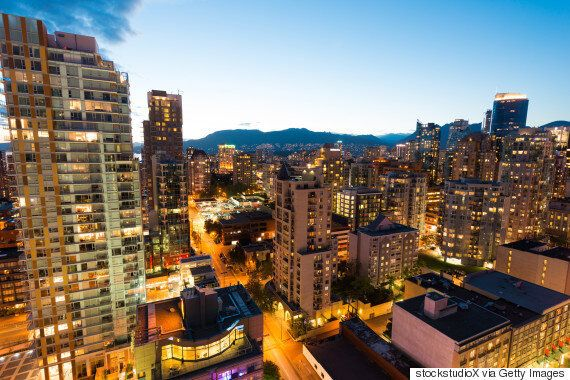 Canadian Home Prices Slow After Vancouver Sales Drop