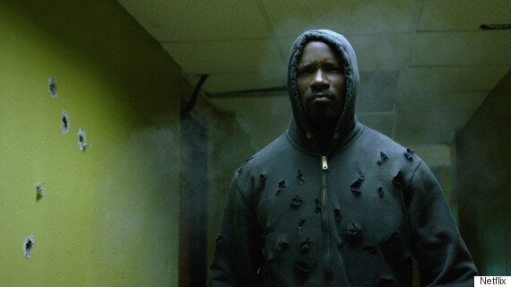 Marvel's Luke Cage Is The Bulletproof Black Superhero We Need Right
