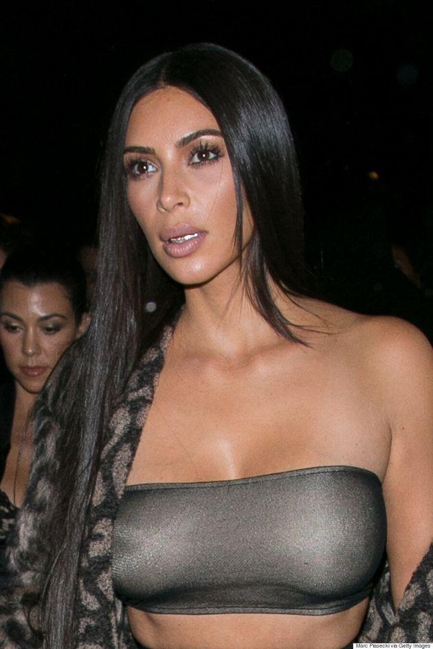 Kim Kardashian's Robbery Statement To Police Published In French