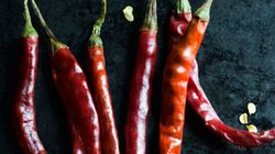 Chili Peppers Could Help You Live