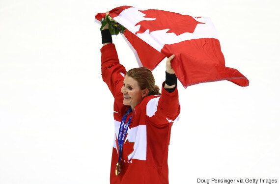 Hayley Wickenheiser Retires After Changing The Face Of