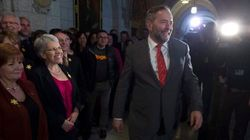 Mulcair Says Caucus Wants Him To Stay For