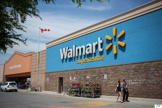 Walmart Allegedly Sold Food Contaminated By The Fort McMurray