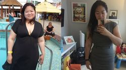This Woman Lost 60 Pounds After Being Diagnosed