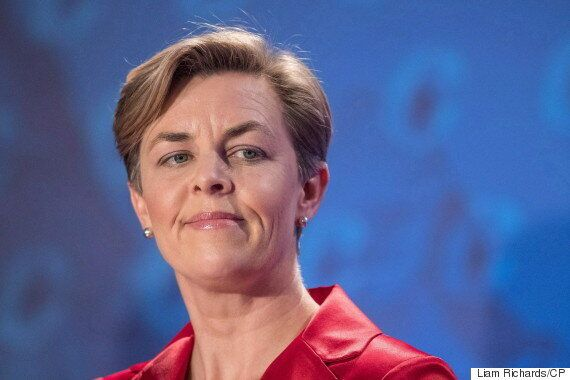 'Anti-Elite' Kellie Leitch Reportedly Reminds Young Critic About All The Letters At End Of Her