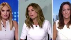 3 Women Wore White Shirts On TV And Things Got