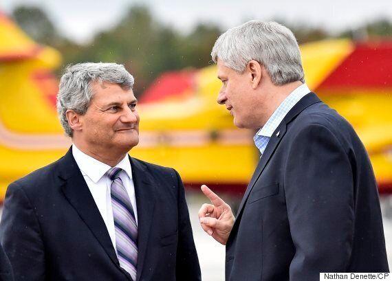 Gérard Deltell Looms Large Over Conservative Leadership