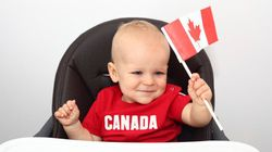 The Most Canadian Baby Names Aren't What You