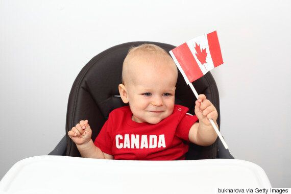 These Are The Most Canadian Baby Names, According To The 10 And