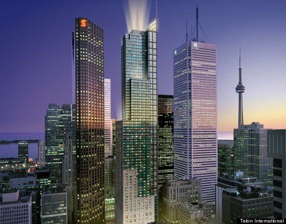 Bankrupt Toronto Trump Tower On Sale For Less Than Its