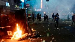 Violent Clashes After World Cup