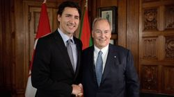 Trudeau Concedes He Used The Aga Khan's Private Helicopter On