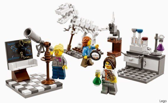 Lego Is (Finally) Helping Build Girls Into Badass Career