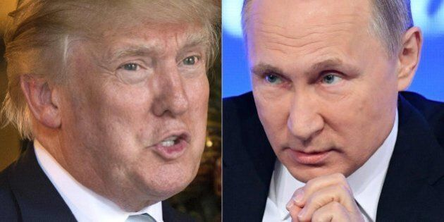 Trump's U.S.-Russia Relationship Won't Be Built On Mutual