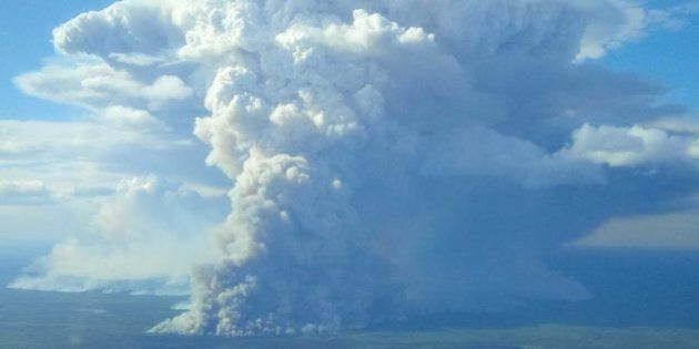 'Tornadoes Of Fire' In N.W.T. Linked To Climate