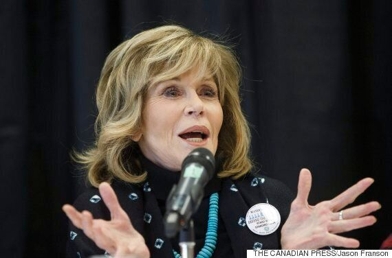 There's Still Time For Jane Fonda To Change Her Views On Alberta