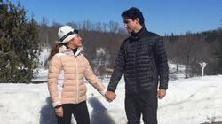 Sophie Grégoire Trudeau Says Women Should Embrace Men On Women's