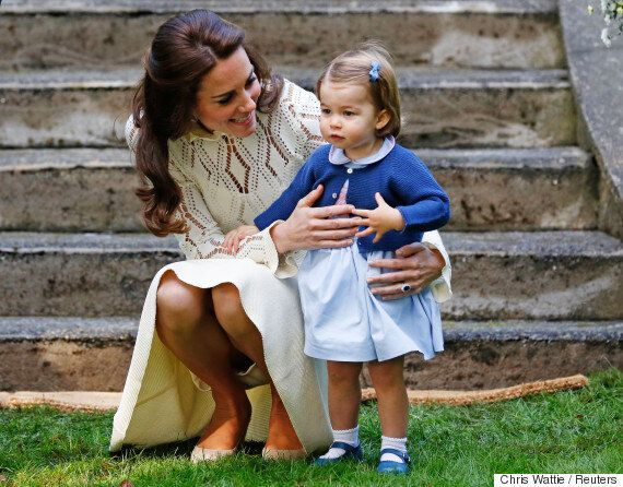 Royal Visit 2016: George And Charlotte Lose Their Cool For Balloons, Bubbles And Dogs At