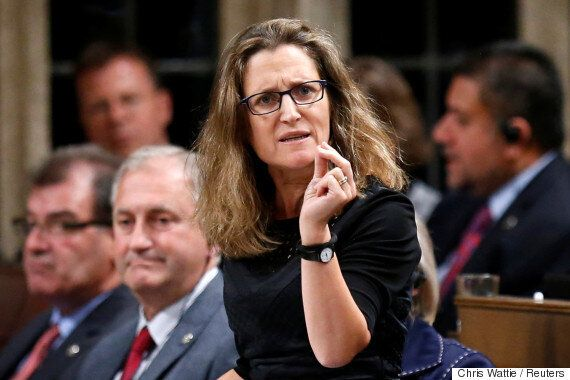 Canada Won't Bargain With Russia Over Chrystia Freeland's Travel