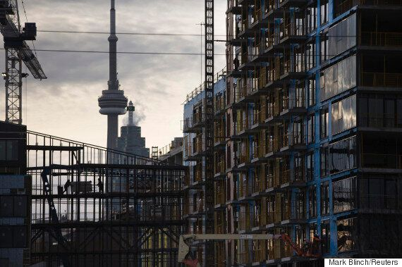Toronto Luxury Home Sales Soar Almost 100% In A
