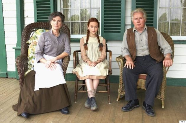 New 'Anne Of Green Gables' Trailer For PBS Movie