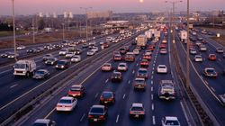 Traffic Jams In Canada Are As Crappy As New York And Boston: