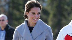 Kate Middleton Wears Sophie Grégoire-Fave Sentaler In