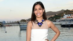 Freida Pinto Is A Vision In