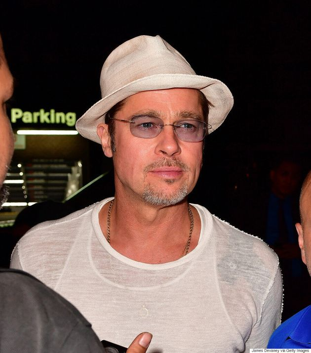Brad Pitt Issues New Statement, Cancels Red Carpet